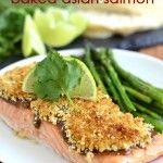 Crispy Baked Asian Salmon (from http://iowagirleats.com/2013/10/30/crispy-baked-asian-salmon/)