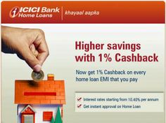 Mega Online Sale: Home Loan EMI starting at Rs.907.3*per lacs. Get Instant Approval!