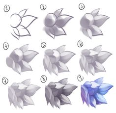 Drawing Tips stylized fur tutorial. - art of clockbirds - Digital Painting Tutorials, Digital Art Tutorial, Art Tutorials, Drawing Tutorials, Reference Manga, Art Reference Poses, Manga Drawing, Drawing Tips, Drawing Techniques