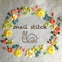 snail stitch