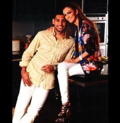 Faryal M Khan & Amir Khan