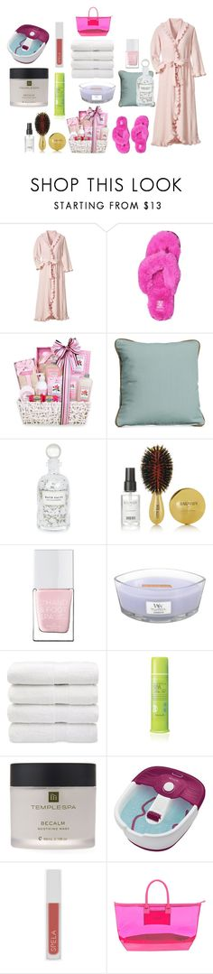 """""""Day 21 - 100 day Challenge"""" by sofifer ❤ liked on Polyvore featuring Joan Vass, Mullein & Sparrow, Balmain, The Hand & Foot Spa, WoodWick, Koh Gen Do, Temple Spa, Revlon and Stephanie Johnson"""