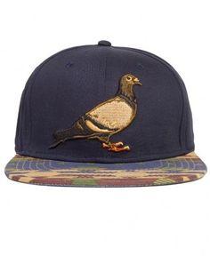 Staple - Daily Pigeon Snapback Cap -  30 a68e49e62f10