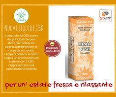 il gusto del momento: il #mango ma questa volta in versione rilassata! #kanalife Mango Kush! Non perdertelo! http://www.ecigsolution.it/home/1343-kanalife-200mg-cbd-terpeni.html