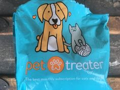 Pet Treater April Cat Box - My Box Addiction Your Pet, Dog Cat, Addiction, March, Snoopy, Pets, Box, Fictional Characters, Snare Drum