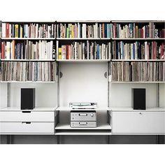 """Vitsoe shelves? Bowers & Wilkins - 600 Series 685 S2 6-1/2"""" 2-Way Loudspeakers"""