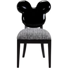 Mickey Mouse Shaped Chair / Ethan Allen Disney Collection Is Now Available At the Disney Store! Mickey Mouse Chair, Mickey Mouse House, Mickey Mouse Images, Deco Disney, Disney Mickey, Disney Cars, Disney Stuff, Ethan Allen Disney, Disney Rooms
