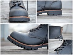 【楽天市場】William Lennon & Co Ltd HILL BOOTS -BLACK HUNTSMAN