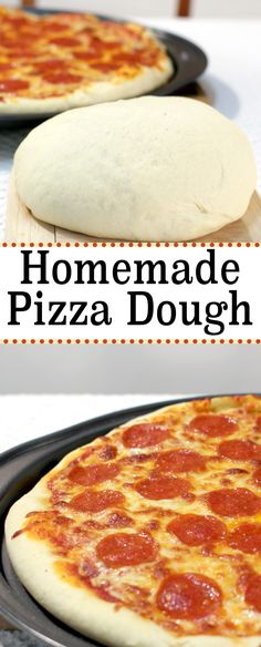 ... Pizza Makes on Pinterest   Whole wheat pizza, Pizza and Dough recipe