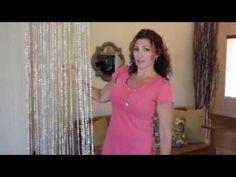 Led Custom Bespoke Crystal Wedding Pillars Chandelier by First Class Lighting Ltd - YouTube