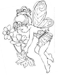http://fairycoloringpages.blogspot.com/