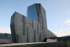 Salewa Headquarters in Bolzano, Italy by Cino Zucchi Architetti and Park Associati