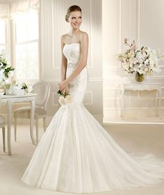 MOZART » Wedding Dresses » 2013 Glamour Collection » La Sposa