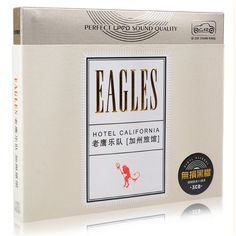 Free Shipping: EAGLES Album European And American Pop Music Car 3cd Sealed