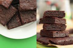 Какаови браунис за начинаещи | Easiest cocoa brownies