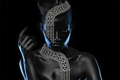 """Entry Title: """" Farah Khan Fine Jewellery""""  Name: Arjun Mark, India   Category: Professional, Other_AD"""