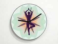 Yoga Balance  Spiritual Healing  Concentration  by inPhoenixArt on Etsy  #Home #Living #House #Décor  #Clocks #modern #art #design #wall #clock #unique #handmade #gift  #new #trendy #idea #birthday #anniversary #vintage #jianism  #religion #Spiritual  #energy #chi #healing #handofFatima  #yoga #concentration  #nature #force #fengshui #Feng #yinyang #shui #yin #yang  #om #symbol #zen