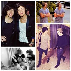 Harry Styles and his TWIN Edward Styles. <3 so hot - harry-styles Photo