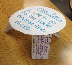 main idea table template | Main Idea - Mrs. Warner's 4th Grade Classroom
