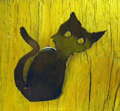 Little cat thing by aivlys85 on Etsy, $5.00