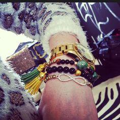 Vackra armband från Malins Bracelet. @malinsbracelet.