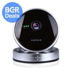 Home surveillance camera