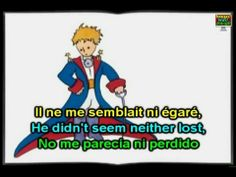 ▶ Learn French with - Le Petit Prince - YouTube