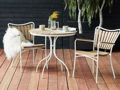 Cadiz, Outdoor Furniture Sets, Outdoor Decor, Lounges, Dyi, Teak, Table, Home Decor, Patio