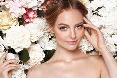 Il trucco ideale per la sposa dagli occhi azzurri: