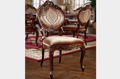 Densing Meile American Style Classic Dining Chair Without Armrest - MelodyHome.com