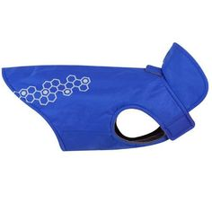 RC Pet Products Venture Outerwear Dog Rain Coat, Size 20, Electric Blue * Click on the image for additional details.