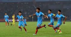 FIFA U17 World Cup India 1-2 Colombia player ratings of India U17s - Sportskeeda...