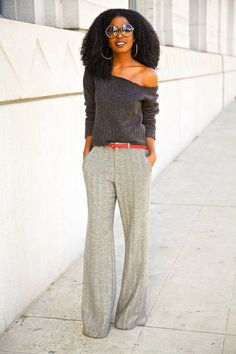 Love these trousers.