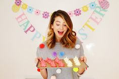 Some of you may have seen this amazing ASOS Zoella Pom Pom Jumper, I decided to make my own version, with pastel coloured pom pom's Pom Pom Jumper, Zoe Sugg, Zoella, Easter Treats, Beautiful Person, Her Style, Girly Things, Cool Kids, Hair Inspiration