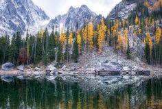 Colchuck Lake | Enchantments, WA