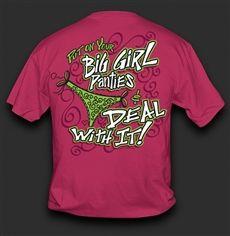 Big Girl Panties Available online www.sweetthingstore.com