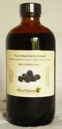 Olive Nation - PURE BLACKBERRY EXTRACT