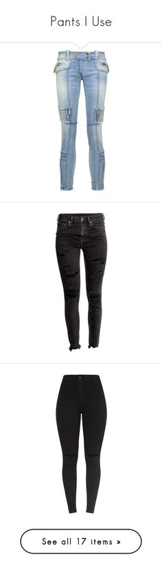 """Pants I Use"" by ericajanelle ❤ liked on Polyvore featuring jeans, light denim, zipper jeans, faded blue skinny jeans, low rise skinny jeans, skinny jeans, patterned skinny jeans, pants, bottoms and high waisted skinny jeans"