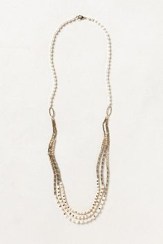 Trinite necklace #anthropologie