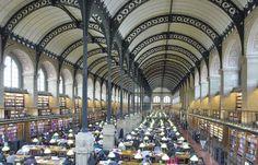 Biblioteca Santa Genoveva Labrouste - Buscar con Google
