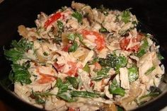 SALAD «SPARK OF HAPPINESS»