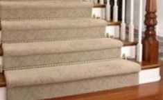 home residential work carpeting for stairs. Image of: Contemporary Stair Runners By The Foot. Carpeting with tapestry borders on staircase and floor. how to install carpet on stairs replace stair tread ideas best type. Types Of Carpet, Carpet Styles, Wilton Carpet, Contemporary Stairs, Carpet Cover, Carpet Installation, Woodland Nursery Decor, Stair Treads, Animal Nursery