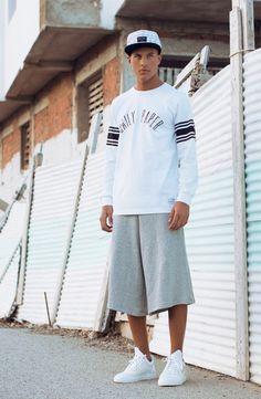 http://chicerman.com  sickstreetwear:  Sick Streetwear  Best place to shop street fashion: WWW.PASAR-PASAR.COM  #summerlook