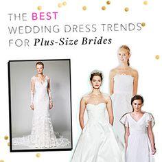 Bridal Runway Shows - New Wedding Dresses from Top Bridal Designers : Brides