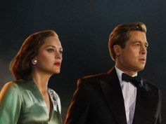 «Aliados», Una historia de amor y suspense durante los días de la Segunda Guerra Mundial, protagonizada por dos agentes de las potencias aliadas.