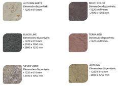 Linha Pedra Stone-Veneer - Flexibilidade, leveza, naturalidade, essas são características que tornam esse produto único. Stone Veneer, Red, Color, Flexibility, Line, Productivity, Colour, Stone Cladding, Colors