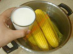 Süt İle Mısır Haşlama Tarifi Yapılış Aşaması 5/8 Clean Web Design, Boiled Corn, Corn Recipes, Easy Meals, Food And Drink, Vegetables, Cooking, Runes, Recipes