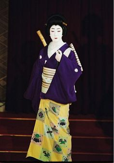 Onnadate with Tamasaburo Bando