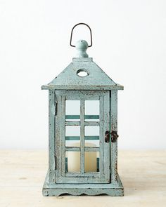 Vintage Lanterns Would Love It In Red Decor Candle