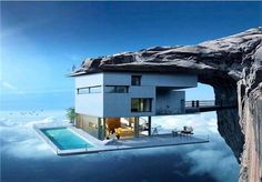 OMG !!! Amazing #house.. would you dare to live here@@@ Please comment.
